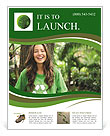 Eco Activist Flyer Template