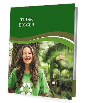 Eco Activist Presentation Folder