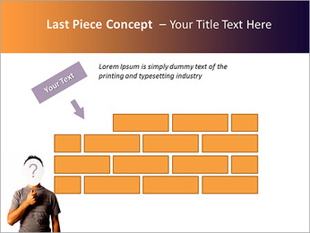 Vital Question PowerPoint Template - Slide 26