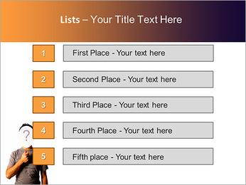 Vital Question PowerPoint Templates - Slide 3