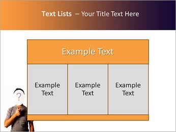 Vital Question PowerPoint Templates - Slide 39