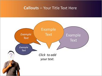 Vital Question PowerPoint Templates - Slide 53