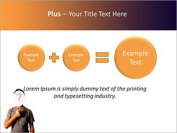 Vital Question PowerPoint Templates - Slide 55