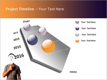 Vital Question PowerPoint Templates - Slide 6