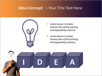 Vital Question PowerPoint Template - Slide 60