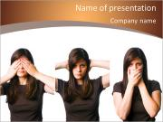 Avoid Conflict PowerPoint Templates