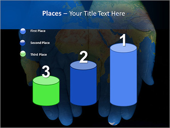Map On Hands PowerPoint Templates - Slide 45