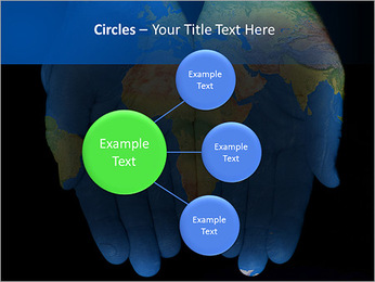 Map On Hands PowerPoint Templates - Slide 59