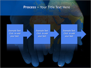 Map On Hands PowerPoint Templates - Slide 68