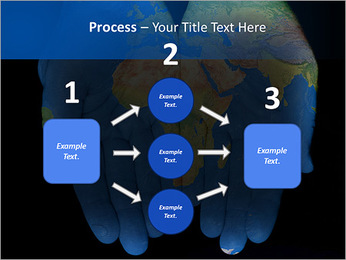 Map On Hands PowerPoint Templates - Slide 72