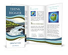 River Brochure Template