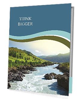 River Presentation Folder