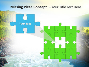 River PowerPoint Template - Slide 25