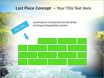 River PowerPoint Template - Slide 26