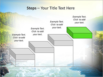 River PowerPoint Template - Slide 44