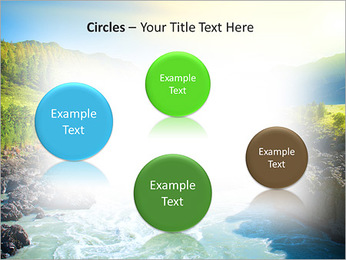 River PowerPoint Template - Slide 57
