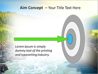 River PowerPoint Template - Slide 63