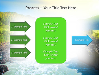 River PowerPoint Template - Slide 65