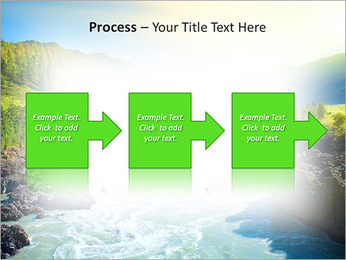 River PowerPoint Template - Slide 68