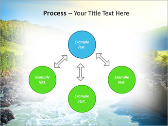 River PowerPoint Template - Slide 71