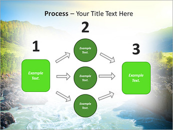 River PowerPoint Template - Slide 72