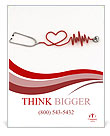 Cardiologist Poster Template