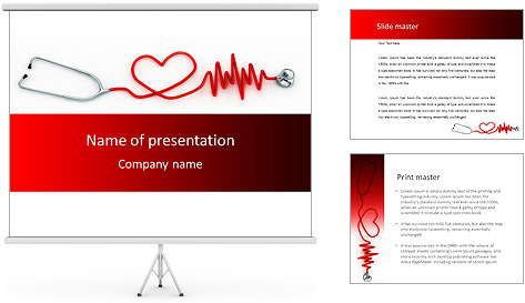 Cardiologist PowerPoint Template