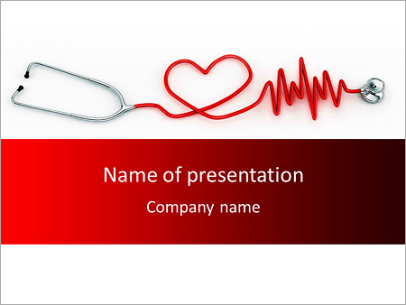 Cardiologist PowerPoint Templates