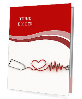 Cardiologist Presentation Folder