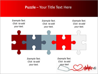 Cardiologist PowerPoint Template - Slide 21