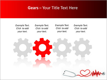 Cardiologist PowerPoint Template - Slide 28