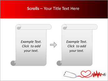 Cardiologist PowerPoint Template - Slide 54