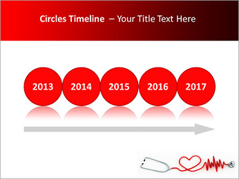 Cardiologist PowerPoint Template - Slide 9
