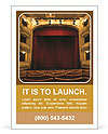 Theater Performance Ad Template