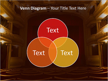 Theater Performance PowerPoint Template - Slide 13