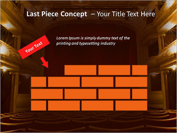 Theater Performance PowerPoint Template - Slide 26
