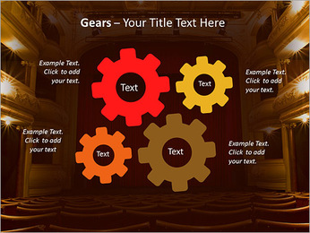 Theater Performance PowerPoint Template - Slide 27