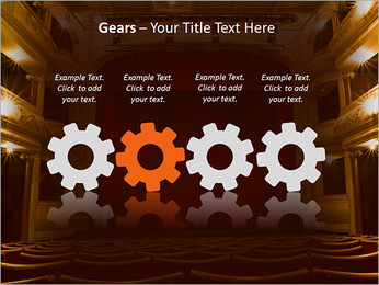 Theater Performance PowerPoint Template - Slide 28