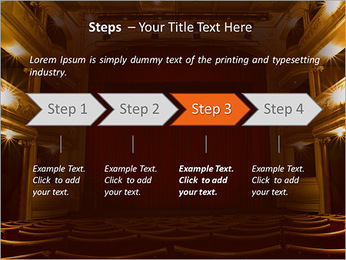 Theater Performance PowerPoint Template - Slide 4