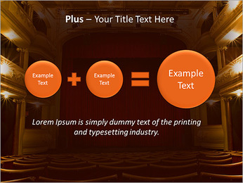 Theater Performance PowerPoint Template - Slide 55