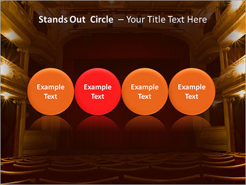 Theater Performance PowerPoint Template - Slide 56