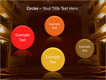 Theater Performance PowerPoint Template - Slide 57