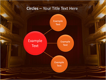 Theater Performance PowerPoint Template - Slide 59