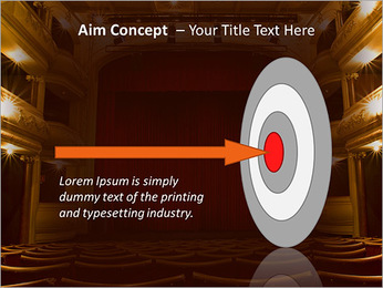 Theater Performance PowerPoint Template - Slide 63