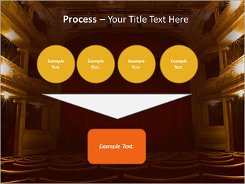 Theater Performance PowerPoint Template - Slide 73