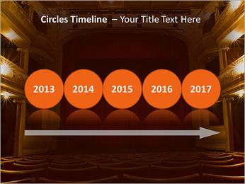 Theater Performance PowerPoint Template - Slide 9