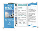 Build Bridge Brochure Template