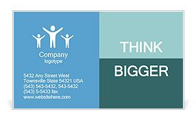 Build Bridge Business Card Template