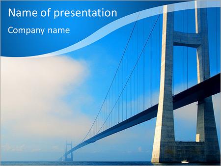 Build Bridge PowerPoint Templates