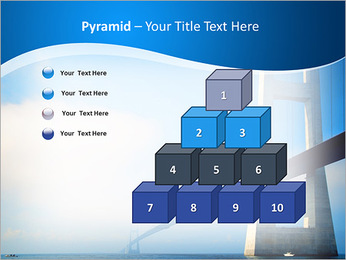 Build Bridge PowerPoint Template - Slide 11